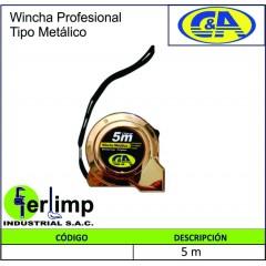 WINCHA PROFESIONAL METALICO...