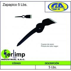 ZAPAPICO (PICO) DE 5 LBS - C&A