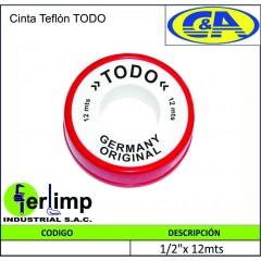 CINTA TEFLON - TODO