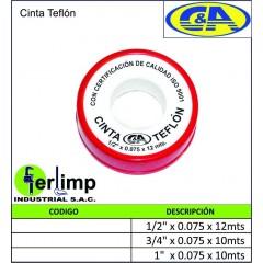 CINTA TEFLON - C&A