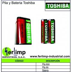 PILAS Y BATERIAS - TOSHIBA