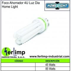 FOCO AHORRADOR 4U - HOME LIGHT