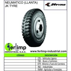 NEUMATICO (LLANTA) PARA...