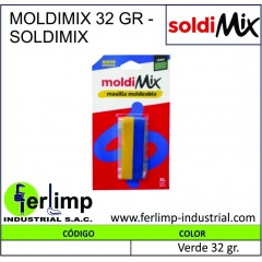 MOLDIMIX 32 GR - SOLDIMIX