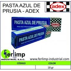 PASTA AZUL DE PRUSIA - ADEX