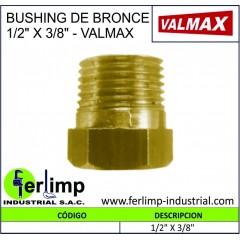 """BUSHING DE BRONCE 1/2"""" X..."""