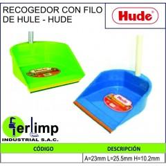 RECOGEDOR CON FILO DE HULE...