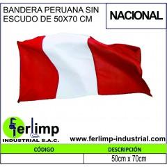 BANDERA NACIONAL SIN ESCUDO...