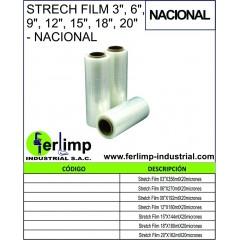 """STRECH FILM 3"""", 6"""", 9"""",..."""