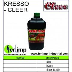 KRESSO - CLEER