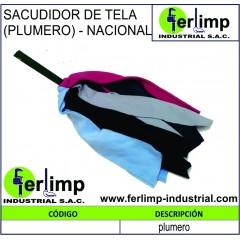 SACUDIDOR DE TELA (PLUMERO)...