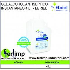 GEL ALCOHOL ANTISEPTICO...