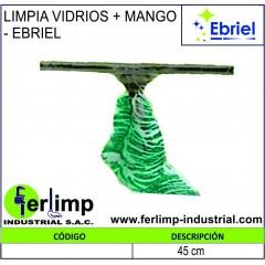 LIMPIA VIDRIOS + MANGO DE...