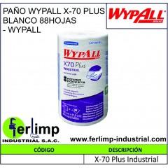 PAÑO WYPALL X-70 PLUS...
