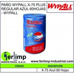 PAÑO WYPALL X-75 PLUS...