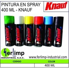 PINTURA EN SPRAY 400 ML -...