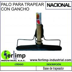 PALO PARA TRAPEAR CON...